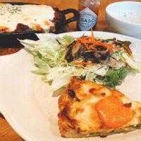 梅島にあるカフェマジカのランチメニュー、よくばりプレートはまさによくばり過ぎでした