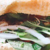 花畑にベトナムのサンドイッチとコーヒー専門店525(ゴツーゴ)が4/3オープンしたので行ってきました