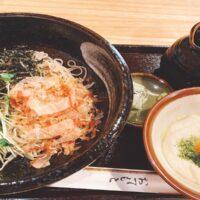 梅田にあるかき氷で有名な椛屋は、行列必至!かき氷だけでなく蕎麦も食べてみました