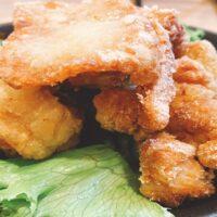 本木新道沿いにある居酒屋の魚人が、ケンティからあげの味を再現する第1号店に!早速食べに行ってきました