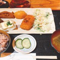 舎人のカフェ、ファームヨコタは、まるで軽井沢のよう。野菜の直売もしています