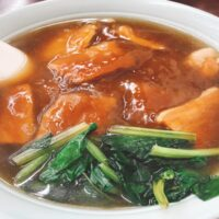 五反野駅前にある中華料理正華はメニューが豊富!大きな中華まんもある珍しい中華屋です